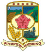 Town of Plympton-Wyoming logo